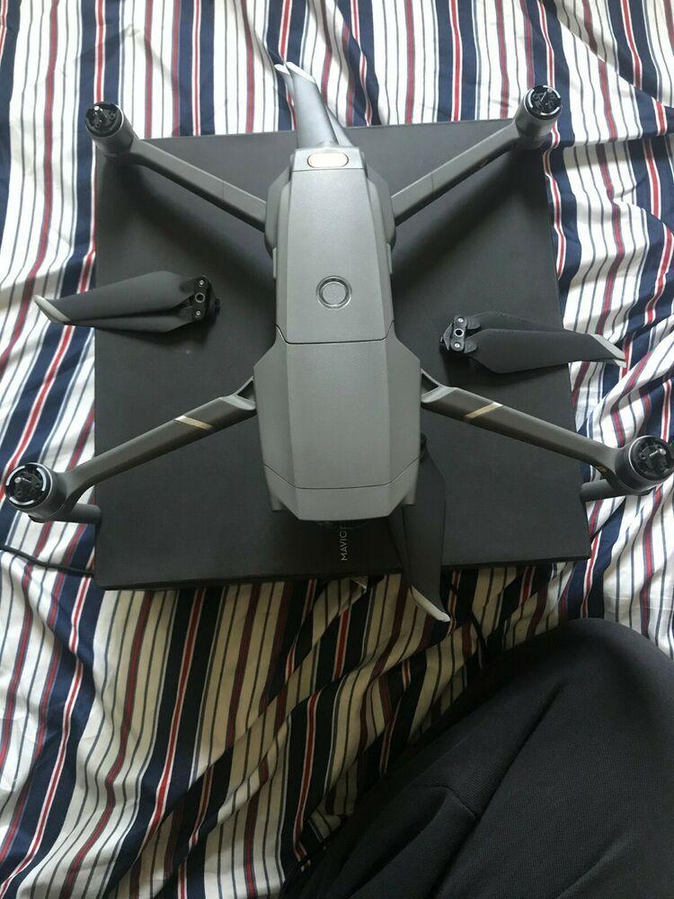 DJI Mavic 2 Zoom 4K Quadcopter with Remote Controller