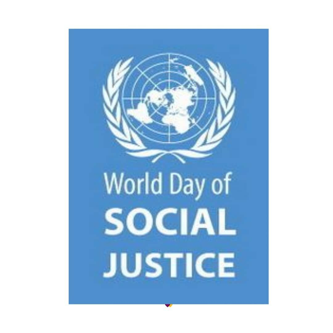 It S International Day Of Social Justice Theme If You Want Peace Development Work For Social Justice Social Ju Social Justice International Day Justice