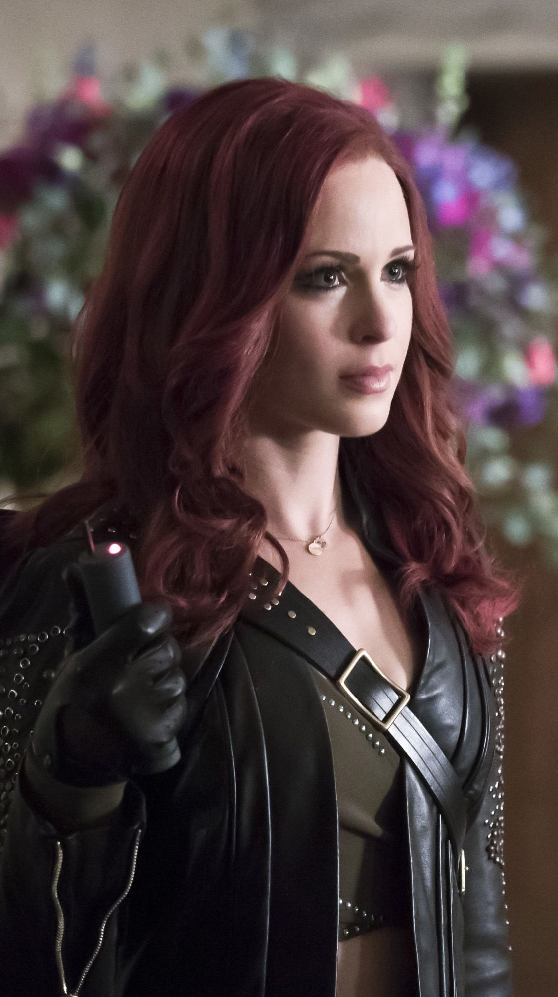 arrow 4x16 - carrie cutter - cupid (amy gumenick) hq | cupid
