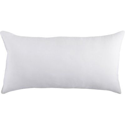 Wayfair Basics Pillow Insert Size 11 X 21 In 2020 Pillows Pillow Inserts Modern Pillow Covers