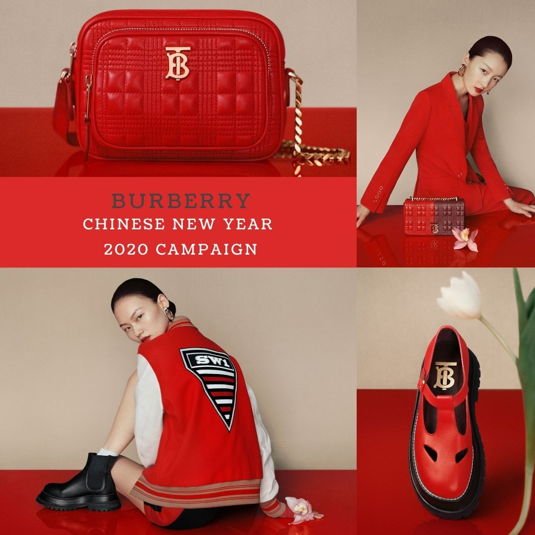 Burberry Chinese New Year 2020 Campaign Bauknecht