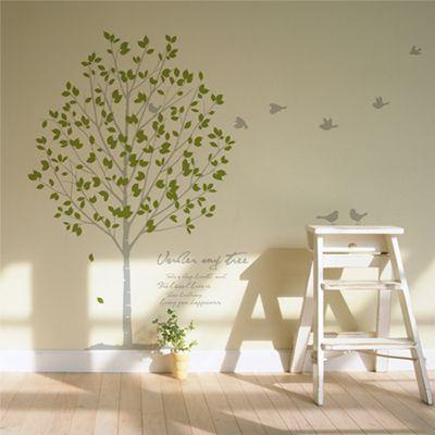 Vinilos decorativos de rboles wall decorations - Vinilos arboles decorativos ...