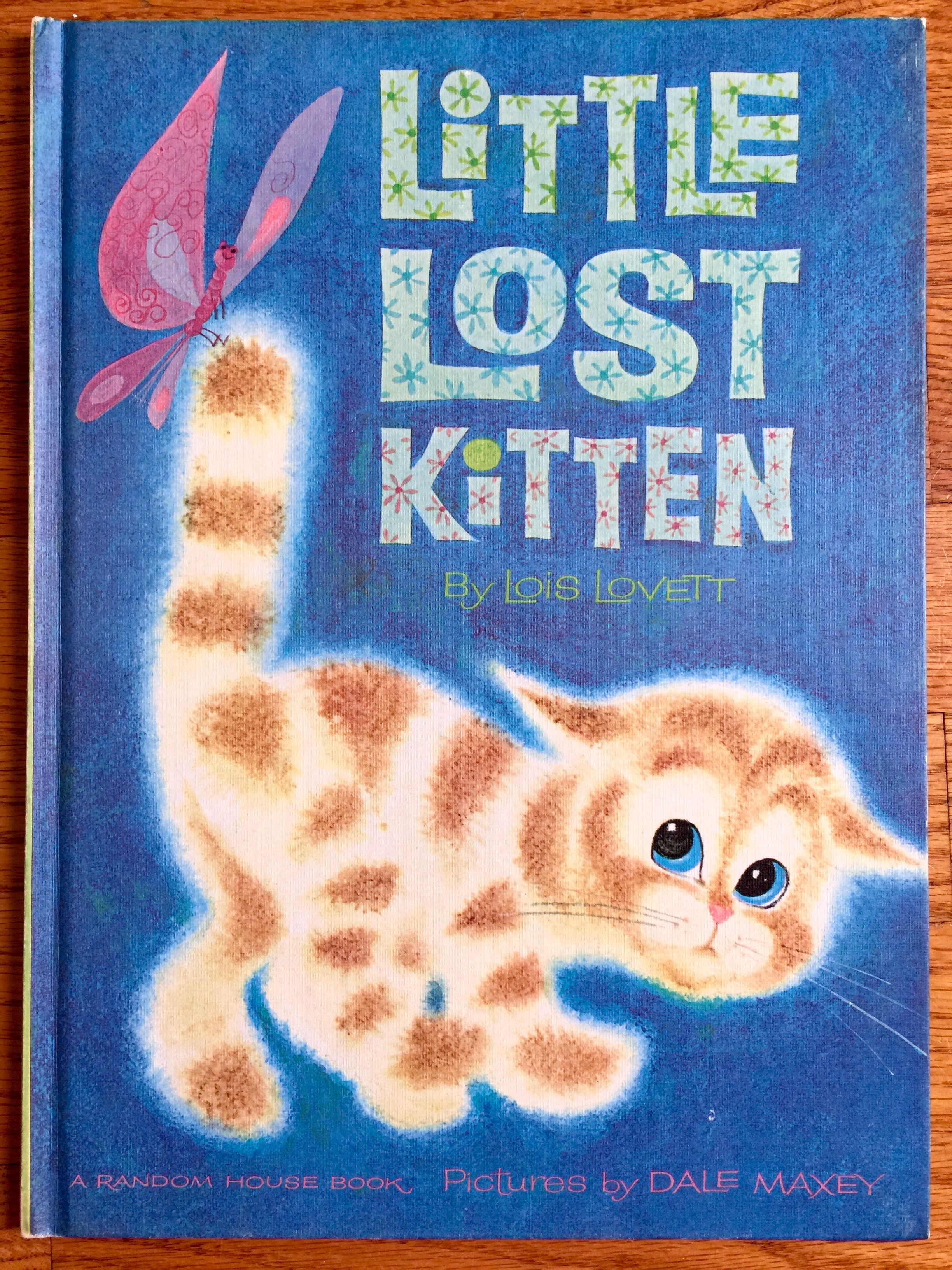 Pin By Atty S Vintage On Vintage Kids Books Animal Books Cat Books Vintage Children S Books