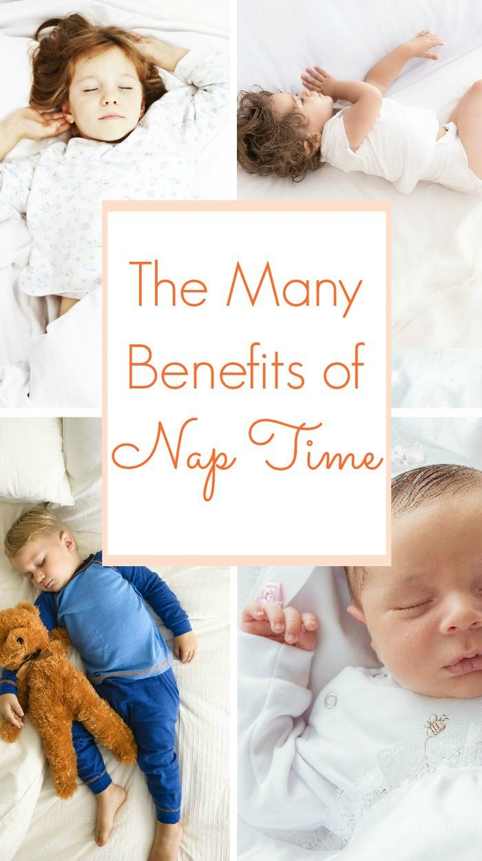 The Benefits of Naps for Babies Toddlers and ...