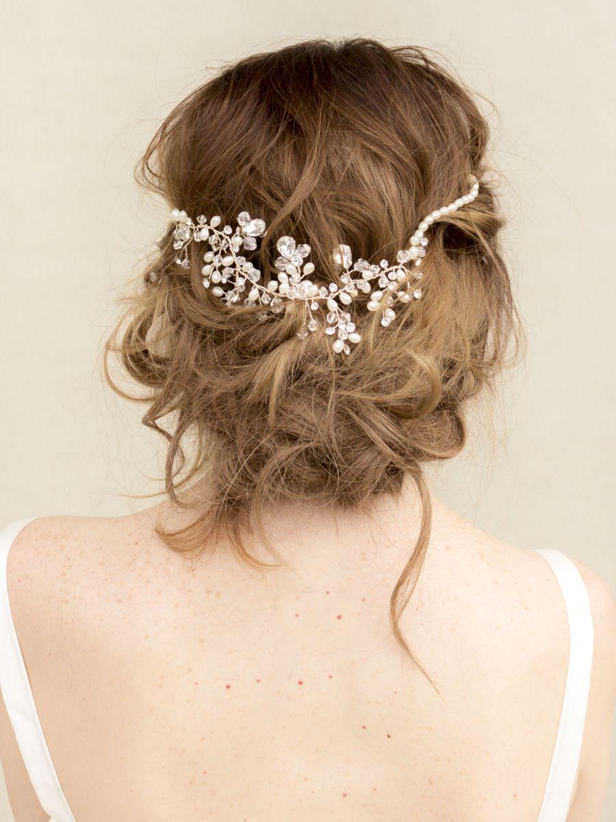 top 10 tips for choosing your bridal hair accessories   bridal hair