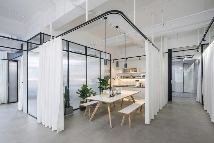 Studi ...- Studio10 NHECOOL Office Interior Design, Shenzhen, China by Studio10 ... - #design #interior #nhecool #office #shenzhen#china #design #interior #nhecool #office #shenzhen #studi #studio10