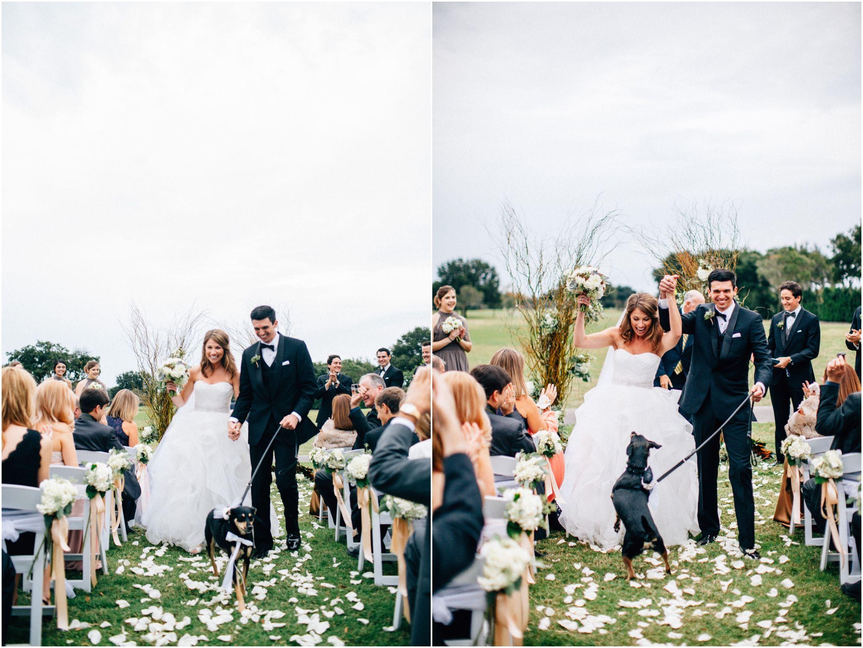 TJ and Julia Bay Hill Club & Lodge Wedding Wedding