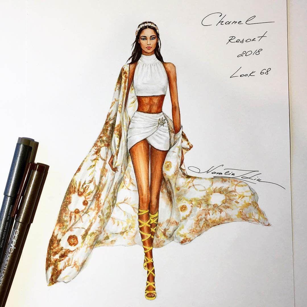 Designs of Fashion Haute Couture