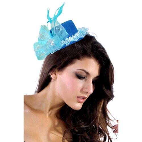 27fa77c936d Jazz Small Hat with Feather