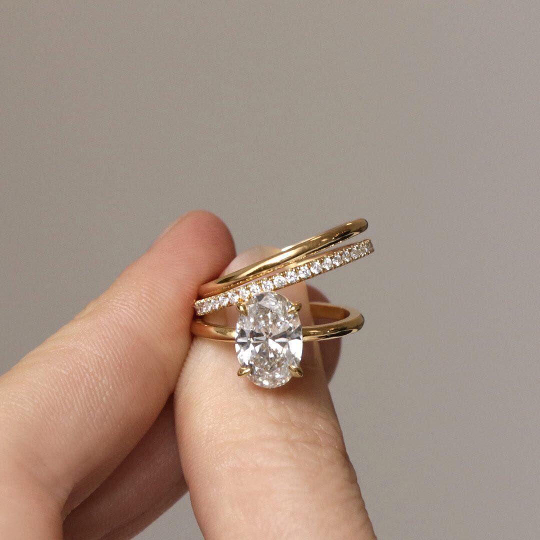 Pin By Sierra Bauder On Minimalist Wedding Wedding Rings Engagement Rings Dream Engagement Rings