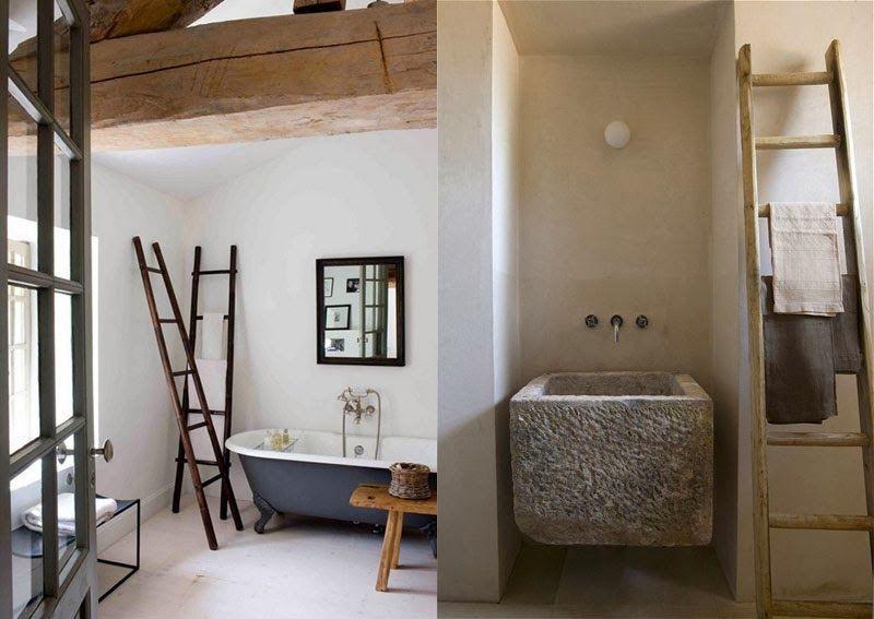 Escaleras viejas para decorar, ideas creativas que cambiaran el