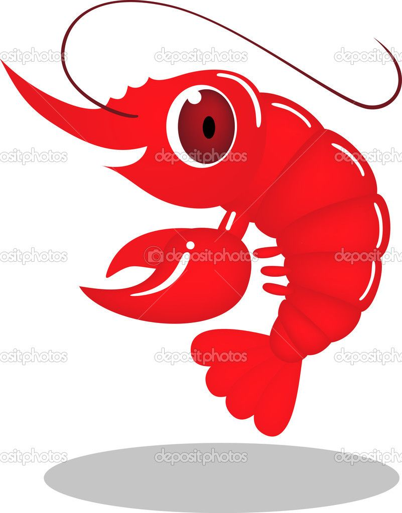 Crawfish Clip Art Free line Clip Art Prawn