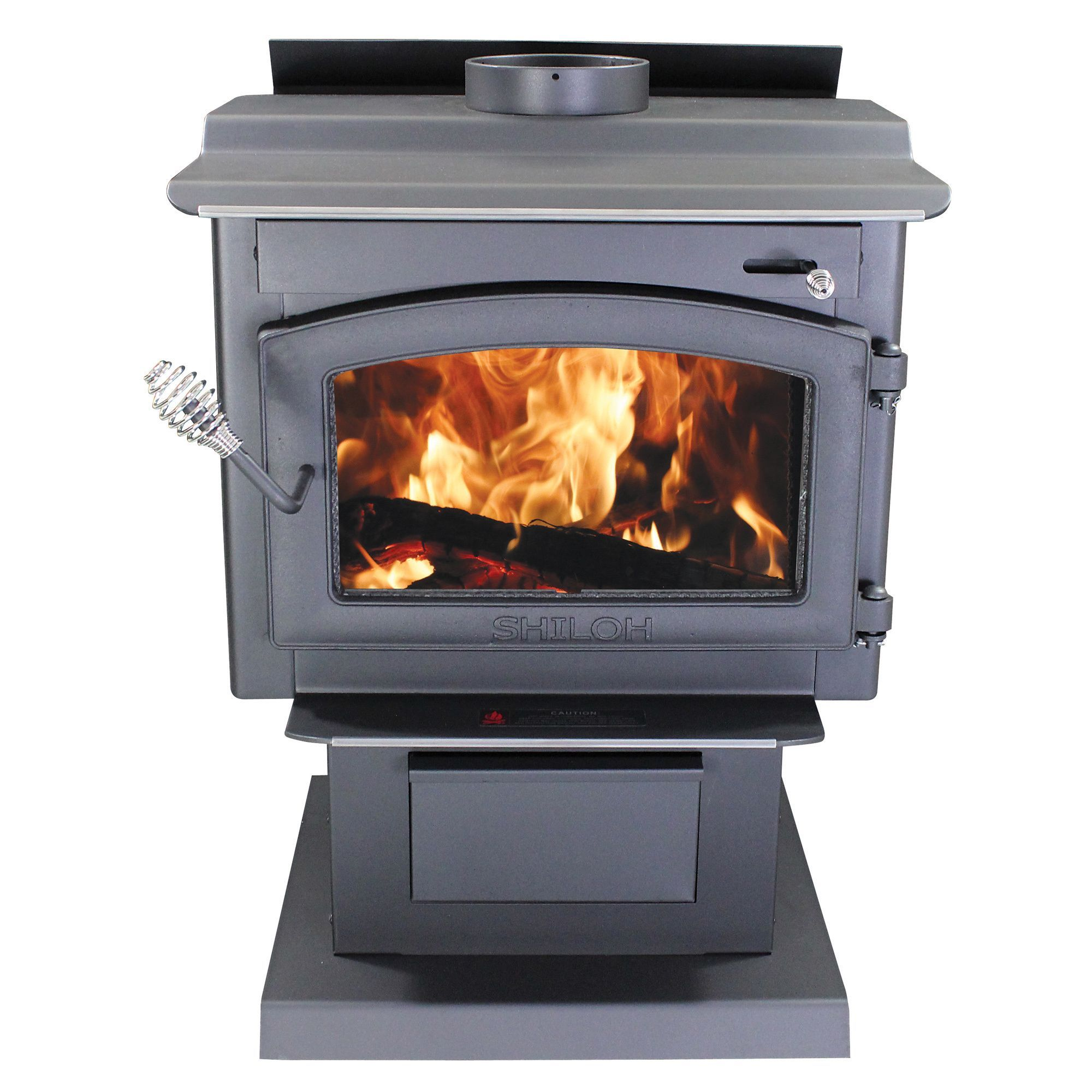 this high efficiency wood stove is an air tight plate steel wood
