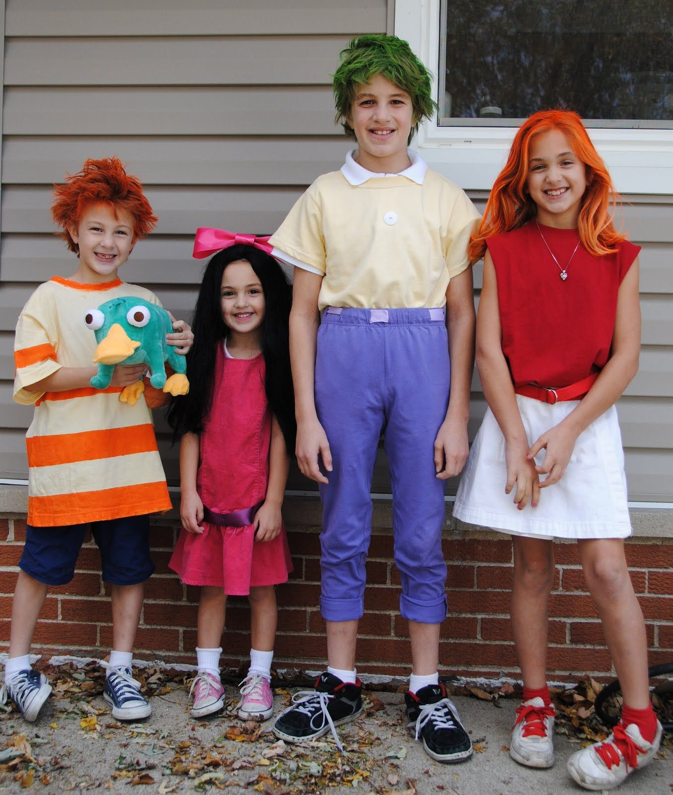 brilliant!- phineas and ferb! | halloween | pinterest | halloween