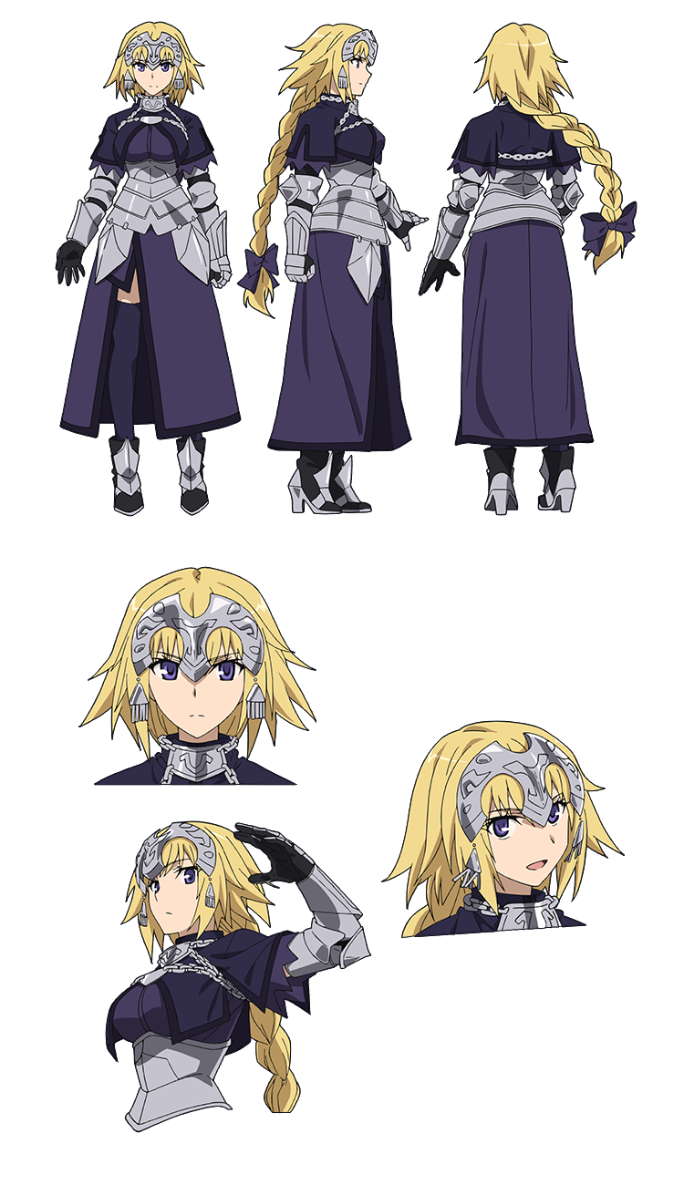 Pin By Leo On Beauty Fate Joan Of Arc Fate Fate Anime Series