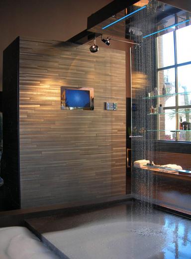 Praktische Wohntipps fürs Badezimmer: Holz macht das Bad wohnlich ...