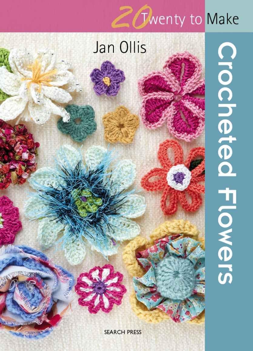 Crocheted Flowers Amazonit Jan Ollis Libri In Altre Lingue