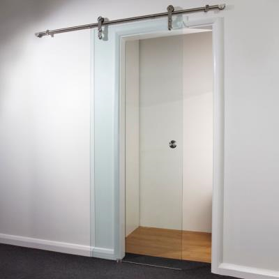 Internal Glass Doors & Frameless Glass Doors | Spaceslide | Doors ...