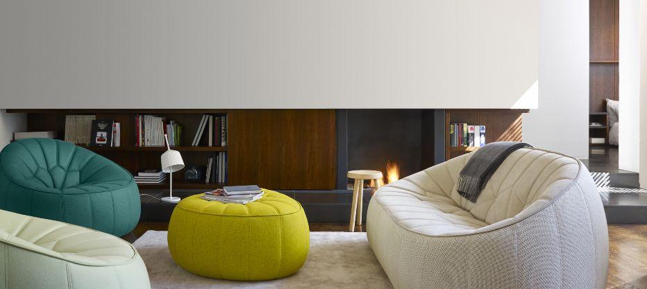 ottoman canap s designer no duchaufour lawrance. Black Bedroom Furniture Sets. Home Design Ideas