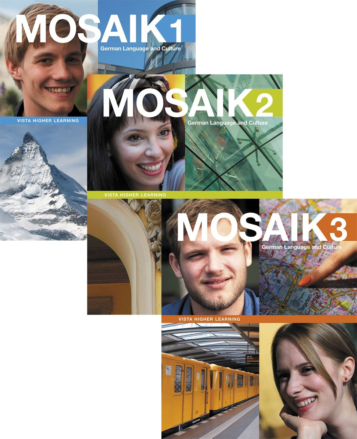 Mosaik German Textbooks Amp Required Codes