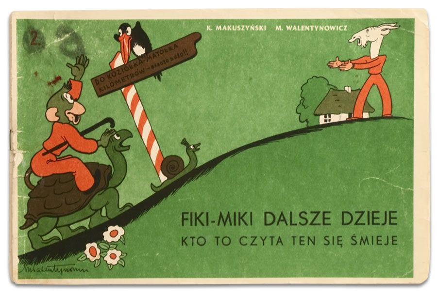 Fiki Miki Dalsze Dzieje Kmatuszyński I Mwalentowicz
