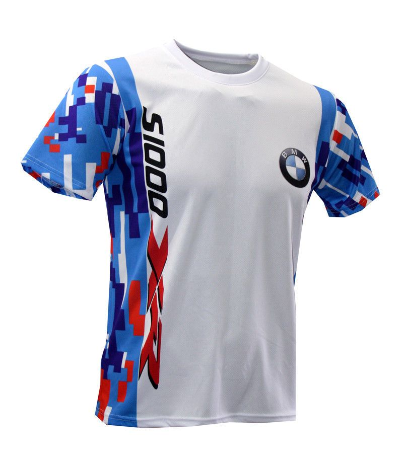 90a527ed BMW Motorrad S1000 XR - all over sublimated print t-shirt camiseta  maglietta #BMW #GraphicTee