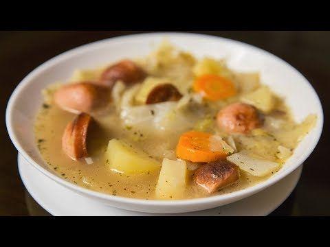 Рецепты итальянских первых блюд с фото — 3