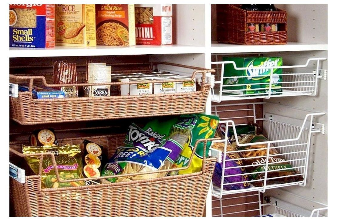 32 Creative DIY Storage Rack For a Your Small Kitchen - Image 17 of 32 #kitchenstoragerack