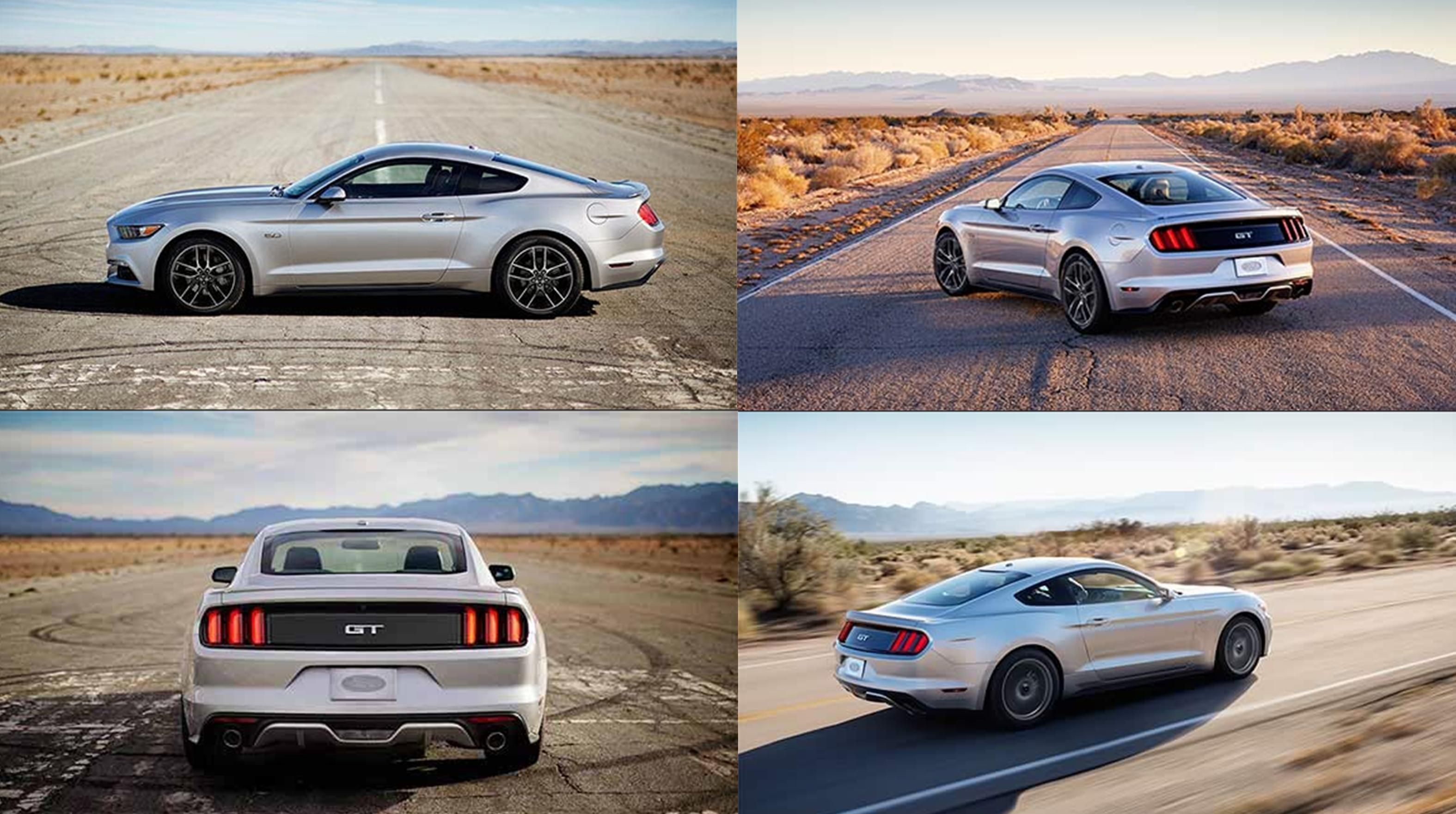 The All New 2015 Ford Mustang Pinned by Bozard Ford Mustang