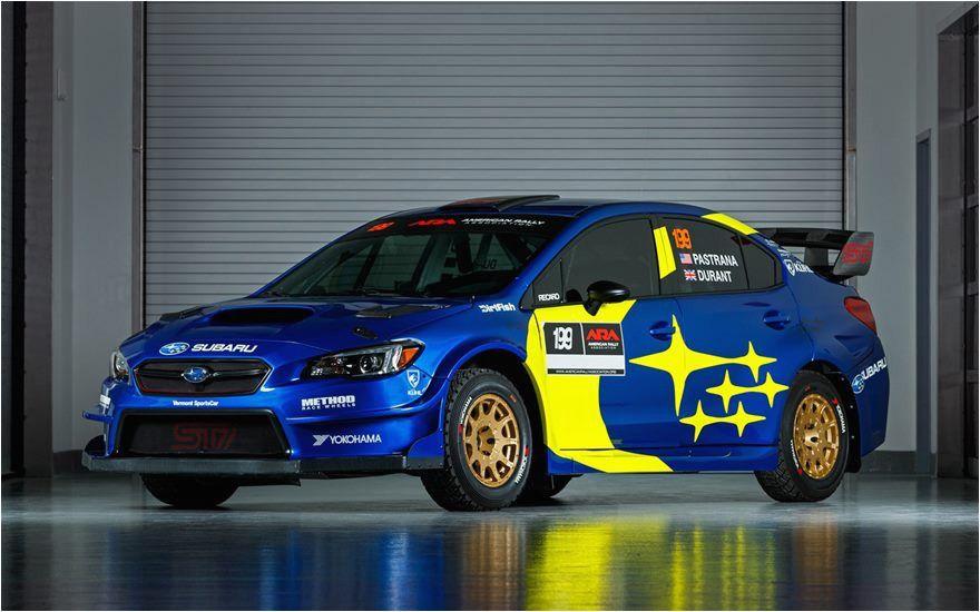 Subaru Rally 2021 Release Date