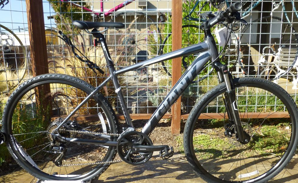 Giant Roam 2 Roam S Upright Flat Handlebar Position And Strong Reliable Aluxx Aluminum Frame Specially Designed Aroun Off Road Tires Cyclery New Bicycle