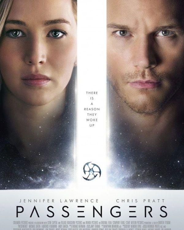 Jennifer Lawrence and Chris Pratt's new movie Passengers ...
