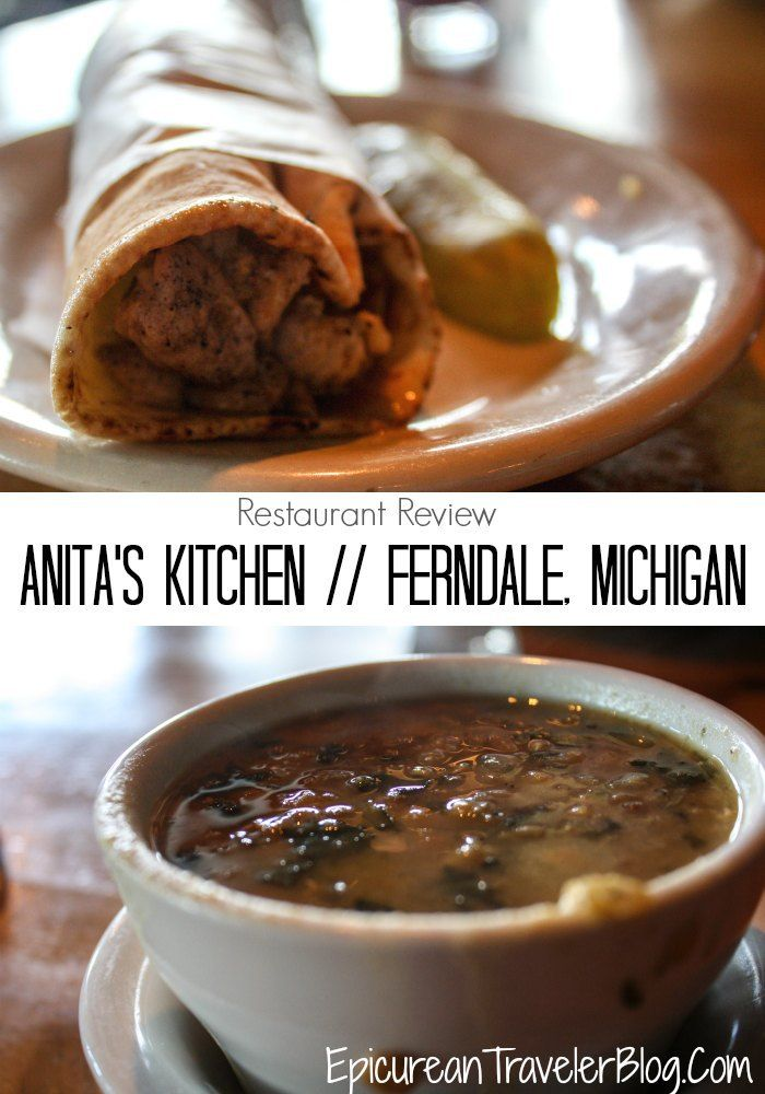 Anitas Kitchen Dishes Up Delicious Lebanese Cuisine Pinterest