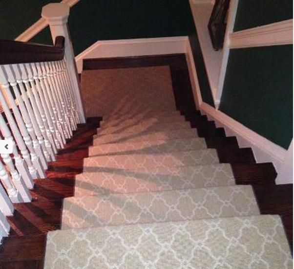 How To Select Staircase Carpeting: Runners Vs.