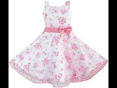 05568f33c5662 ستايلات ملابس صيفية روعة للاطفال البنات