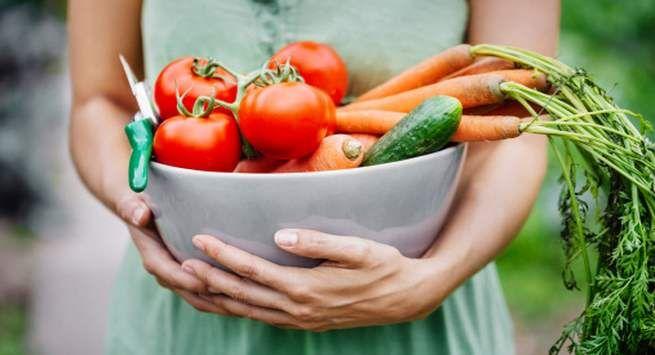 mix different vegetables together vegetable casserole