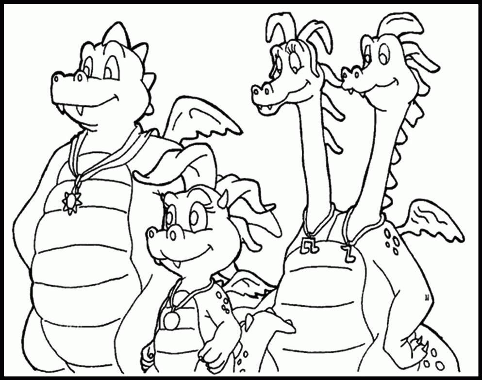 51 Dragon Tales Printable Coloring Pages Coloring Pages Dragon Tales Printable Coloring Pages