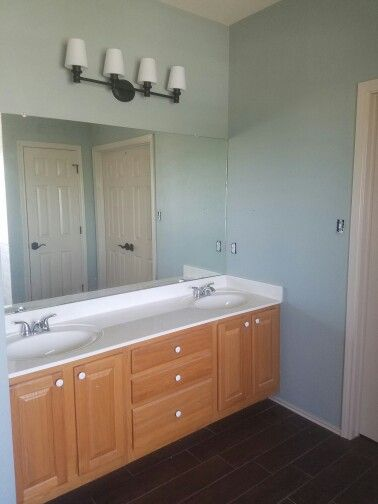 behr custom color match to sherwin williams silvermist light fixture is feiss xavierre - Sherwin Williams Color Matching