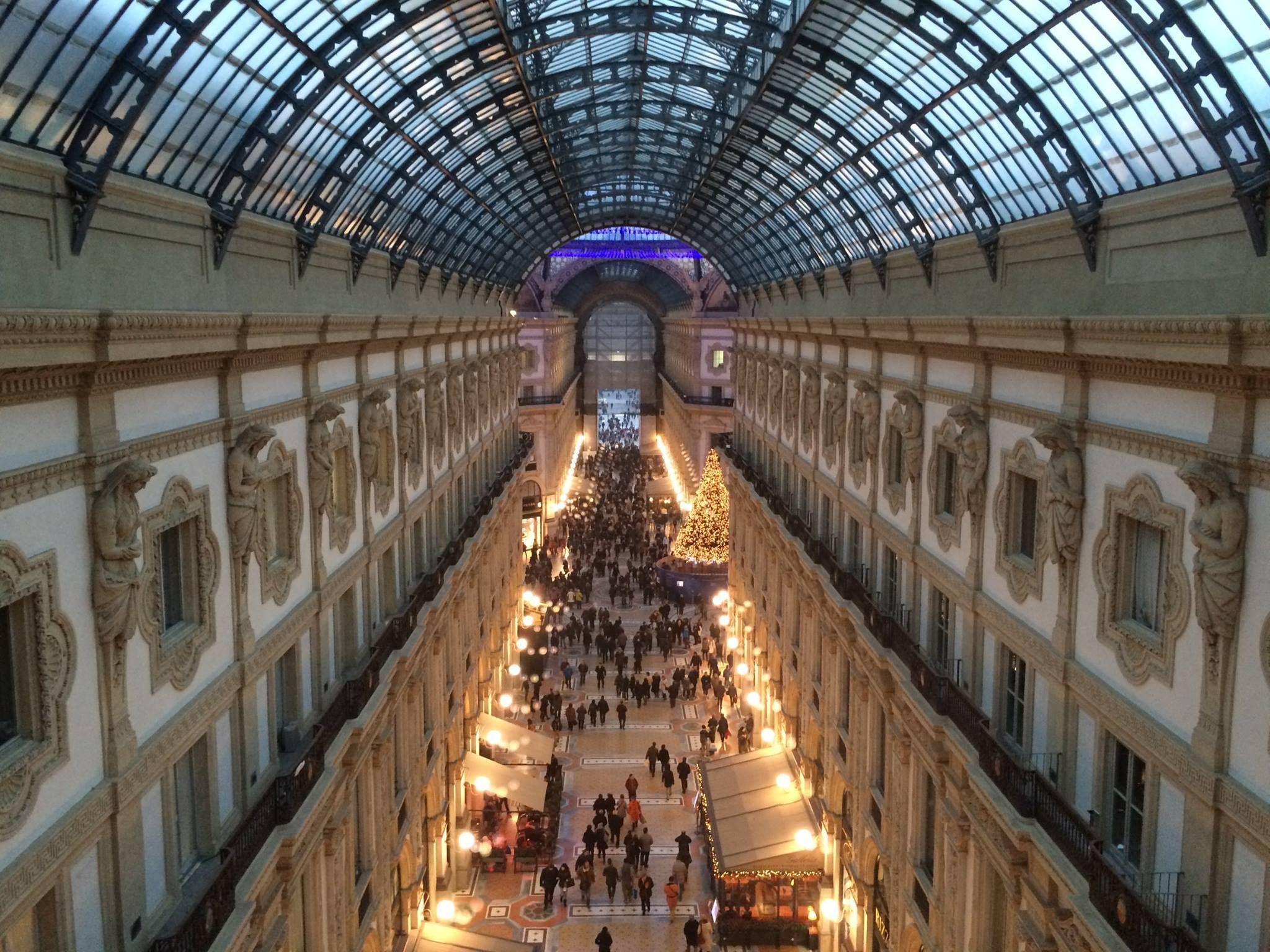 MIlano-Galleria Vittorio Emanuele