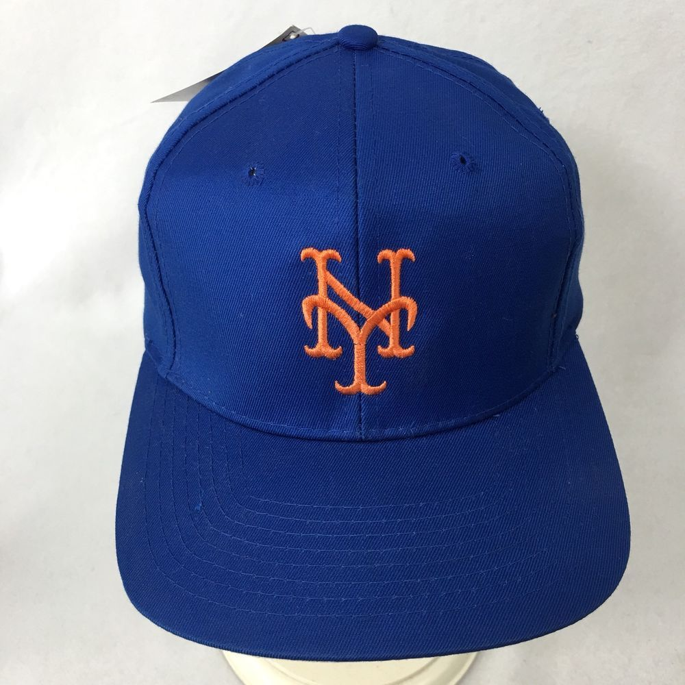 1cbd518a Vintage New York Giants Baseball Hat MLB Snapback Cap Embroidered New With  Tags #Competitor #BaseballCap