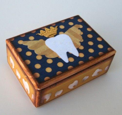 Tooth Fairy Treasure Box