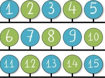 Printable Number Line 1 100 20ft Long Maths Primary School