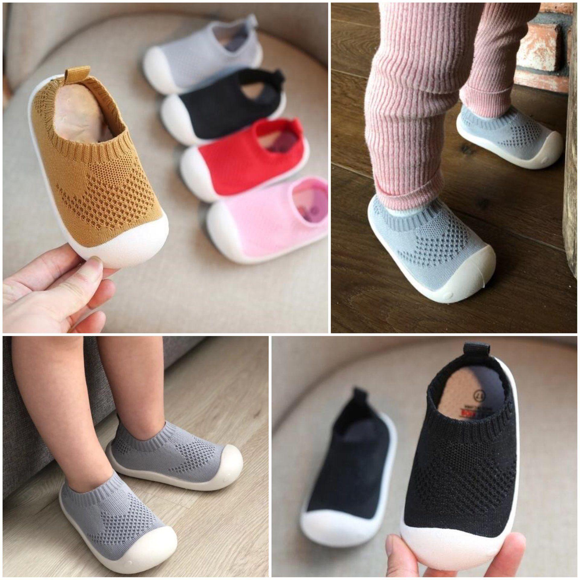 LouLi Casual Mesh Shoes Soft Bottom