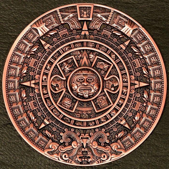 символы майя и ацтеков их значение фото впрочем