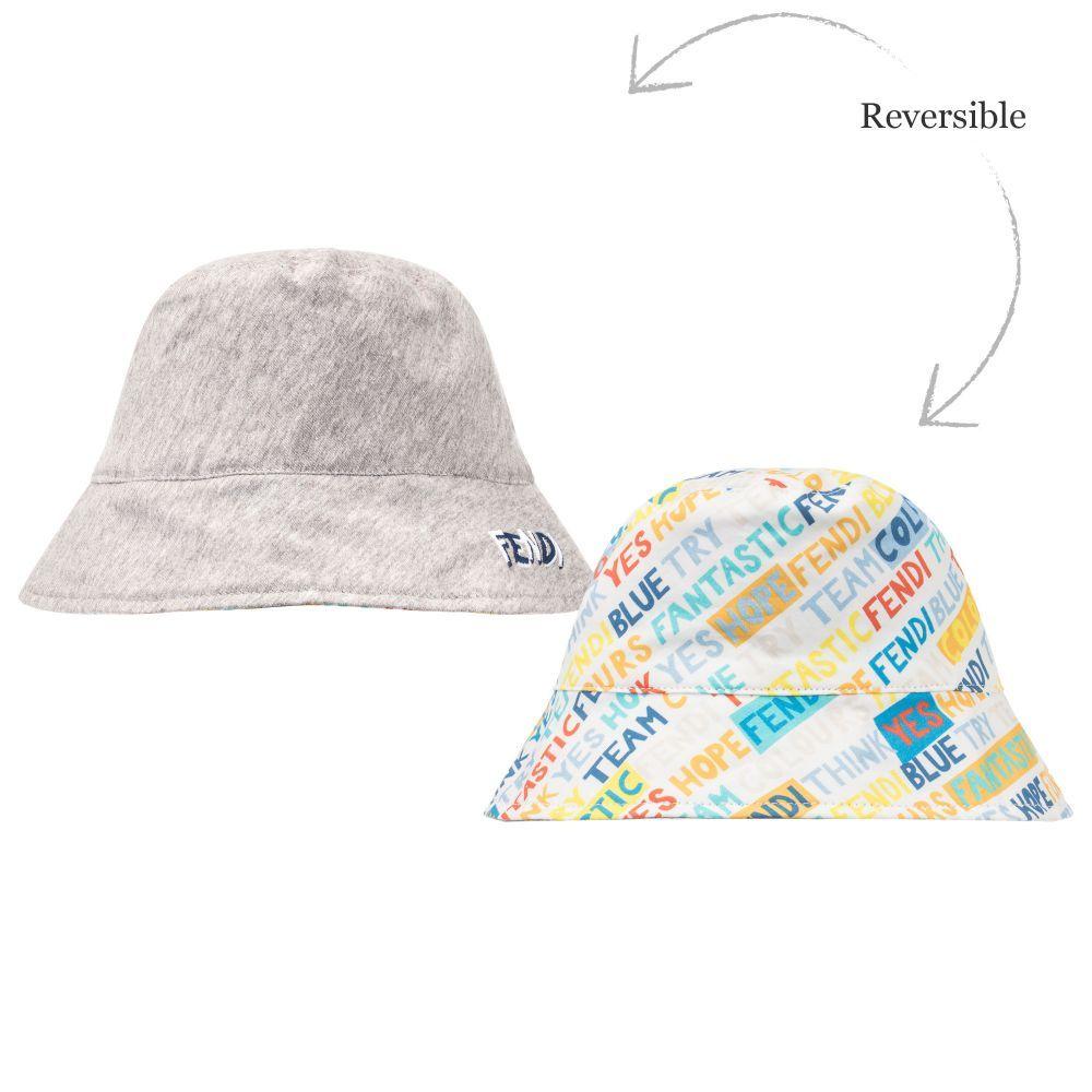 81ac5a6e432a Fendi - Baby Boys Sun Hat