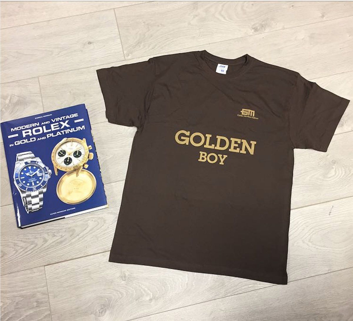 """Together with the book you will receive the """"Golden Boy"""" t-shirt as gift Mondani Books (@mondanibooks)   Twitter"""