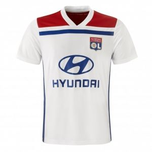 7525575147b 2018-19 Cheap Jersey Olympique Lyon Home Replica White Shirt  CFC56 ...
