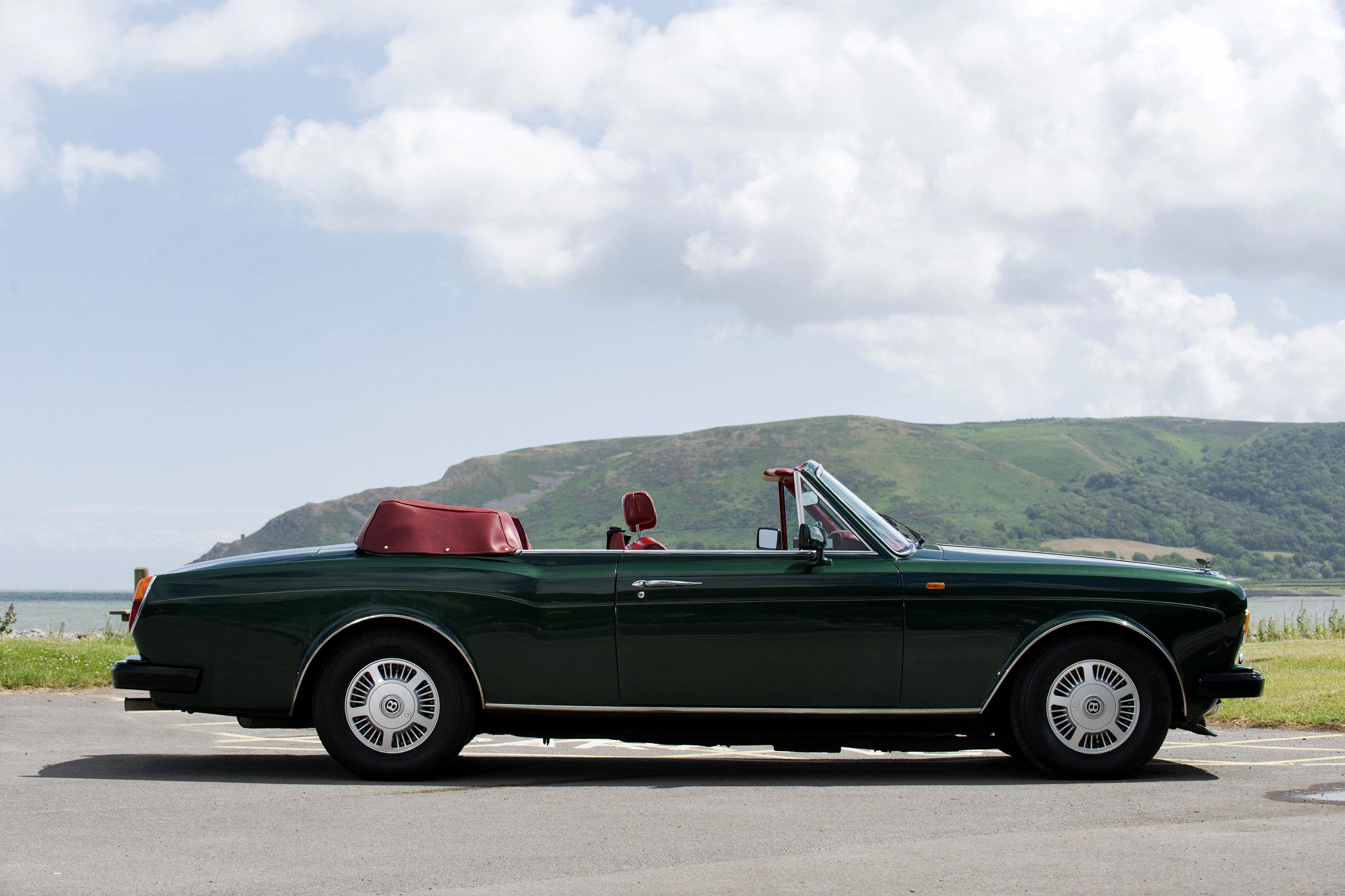 1990 Bentley Continental Convertible Automobiles