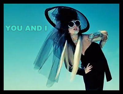 ELESSANDRO ALTERNATIVO: YOU AND I LADY GAGA DE HOMEM EM NOVO CLIPE