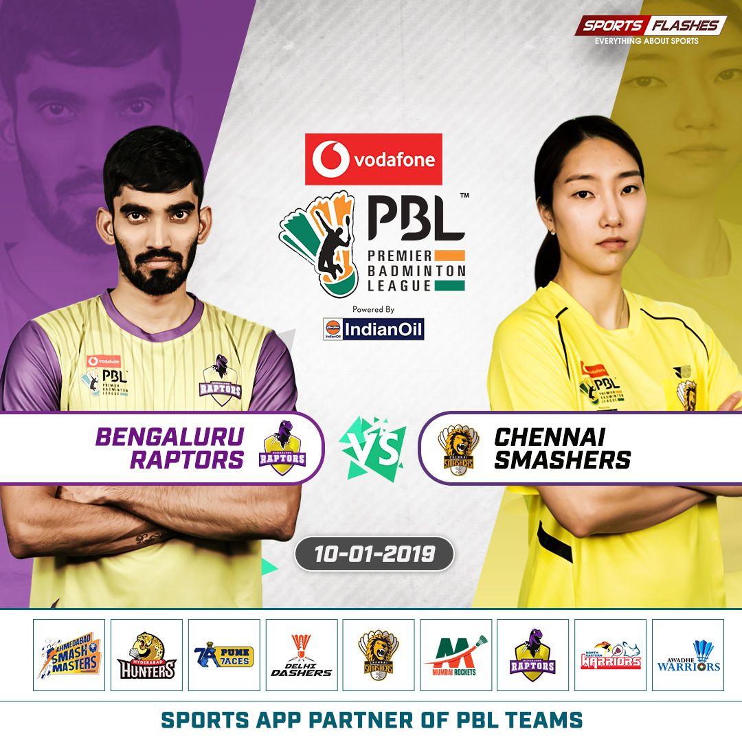 Pbl4 Fixture Sport Radio Radio Channels Badminton League